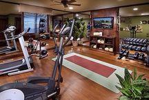 Home gym / by Kara Samsgr