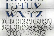 iğne ardı alfabe