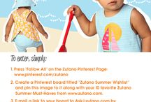 Zutano Summer Wishlist / by Rajee Pandi