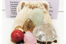 Crystals for True Love and Happiness