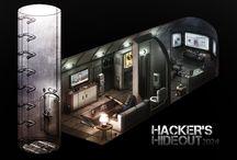 refs cyberpunk