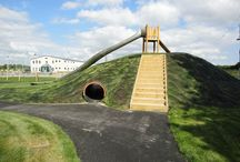 Hill Slides / by Let Kids Play