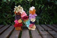 Decoración rústica bodas / Letras de flores y centros de mesa para decorar bodas rústicas y en el campo. Hechos a mano por My Rustic Event (www.myrusticevent.com)