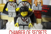 my chamber of secrets lego scenes