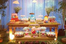 Festa Peppa / Party ideas / by Luana Garcez
