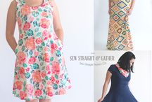 2016 Sewing Plans / Sewing goals for 2016