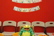 My singing monster party