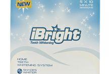 Wybielanie zębów iBright