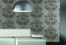 WALLPAPER designed by Necla Yilmaz / wallpaper design