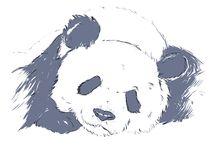 Панды!)