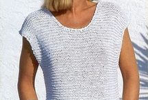 Brei zomer trui