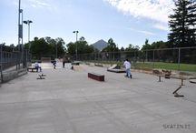 San Luis Obispo Skatepark (California, USA) / Shredding the World One Skatepark at a time - San Luis Obispo Skatepark (California, USA) #skatepark #skate #skateboarding #skatinit #skateparkreview