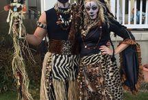 Jungle costume