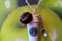Coffee jewelry