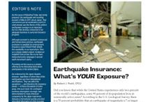Earthquakes / What to do before, during and after an #earthquake as well as insurance information pertaining to these types of claims for home and business owners.