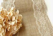 bodas de linho e renda