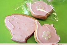 Cookies for Tea Parties