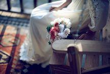 Flowers for the bride! / by Maru Calmaestra