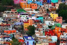 Guanajuato Ciudad Patrimonio de la Humanidad / ¡Maravíllate con este lugar!, visita:  http://gtoexperience.mx/es/destinos/guanajuato