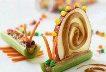 Kid Food:  Elementary Snacks