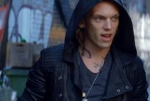 Mortal Instruments Leather Jacket