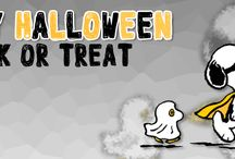 Halloween Facebook Covers / Holiday Halloween facebook covers.