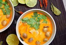Thajska kuchyna