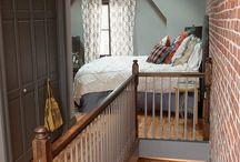 My new loft bedroom / Ideas