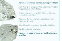 herkimer Quarts diamond