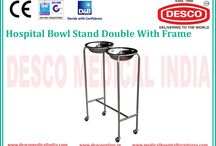 Double Bowl Stand Exporter in India / For meeting the demands and inevitably of our clients, we offer Double Bowl Stand in India. All our products are widely plaudit by the customers for their easy installation, low maintenance, lightweight and sturdy construction. To get more info please visit online.