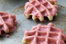Wonderful Waffle Day / Making National Waffle Day Fancy!
