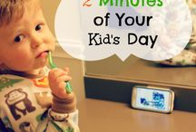 Children's Dental Health Month / Children's Dental Health Month occurs every February to promote oral health awareness.