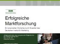 Marktforschung / Marketresearch