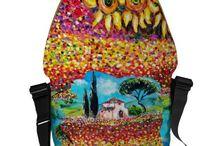 ARTISTIC FASHION BAGS / Artist bags Designed by Bulgan Lumini