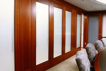 ClearShield Decorative & Sandblasted Glass / Ordinary sandblasted glass easily and rapidly loses its visual appeal through staining, especially from finger marks. Maintenance is very difficult if not impossible. However, protection with ClearShield is the ideal solution as it resists finger marks and staining and also maintains the intended beautiful appearance of decorative glass. In addition, sandblasted glass resembles the more desirable satin look of acid-etched glass.