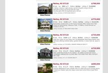Homes For Sale in New Jersey / Homes & Real Estate For Sale in New Jersey #NJ #RealEstate
