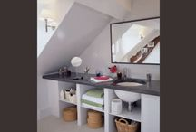 Salle de bain WC / Des idées pour la salle de bains et les toilettes du Manoir ! Ok .... Pas toujours réalisable ... Mais on peux rêver aussi !