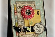 Card Love / handmade greeting cards / by Tracy Webster