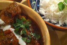 Stoofschotels en curry's