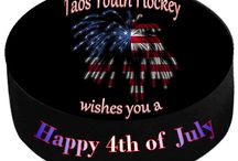 Taos Youth Hockey Images