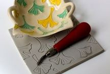 impressed ceramics