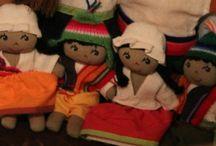 Bolivian toys