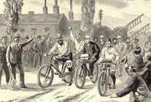 Historie der Fahrräder