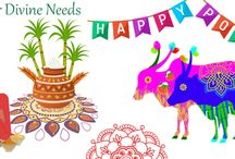 Happy PONGAL / GIRI wishes you HAPPY PONGAL for all