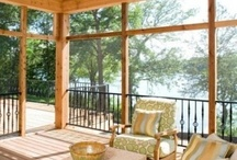 Screened porches / by Lisa Dighton