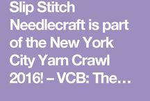 Slip Stitch Needlecraft