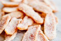 Yum - Sweets and Chocolates / Yummy homemade treats