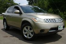 Used 2007 Nissan Murano For Sale | Durham NC
