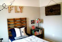 Ideas for Boys' Rooms