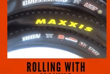 Mountain biking / Maxxis Tyres